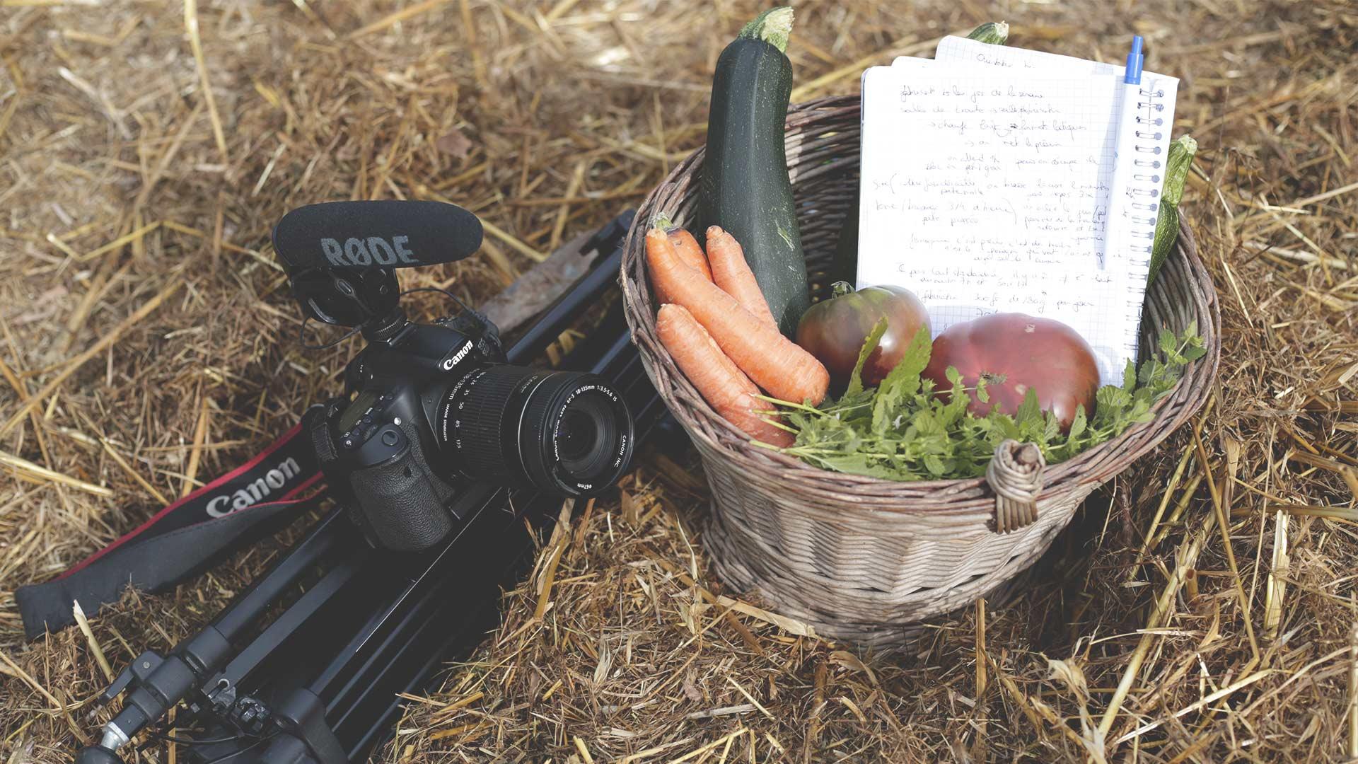 Découvrez notre tour de France sur le Bien Manger et les personnes qui y contribuent